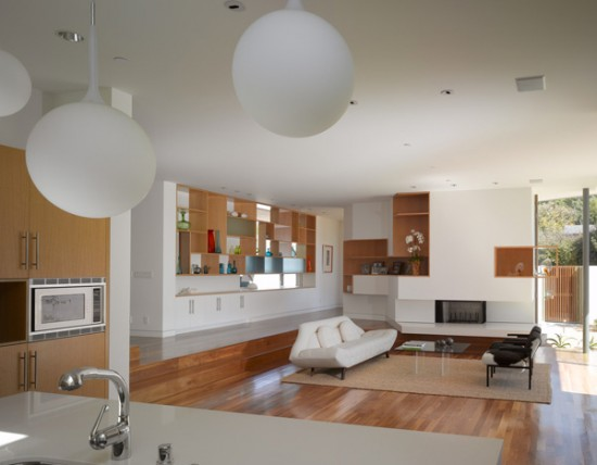 Modern california home interior design 02 550x428 House interior ideas