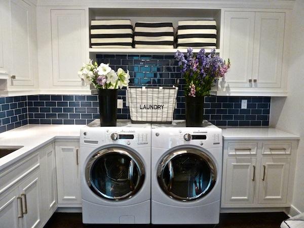 Kensett piper house laundry room for Laundry house