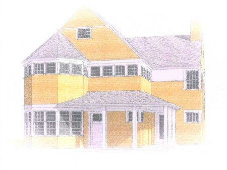 Fabulous new construction walking distance to trains and Equinox!