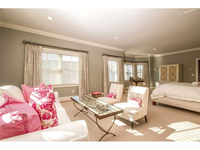 Gorgeous Master Bedroom! And, beautifully appointed.