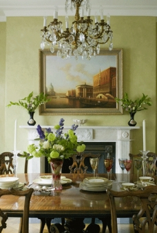 Or, maybe do what Henrietta Spencer-Chruchill might do. Here is one of hers. Love it too!