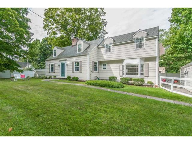 Built in 1939, this cape has good bones, good space and great potential.