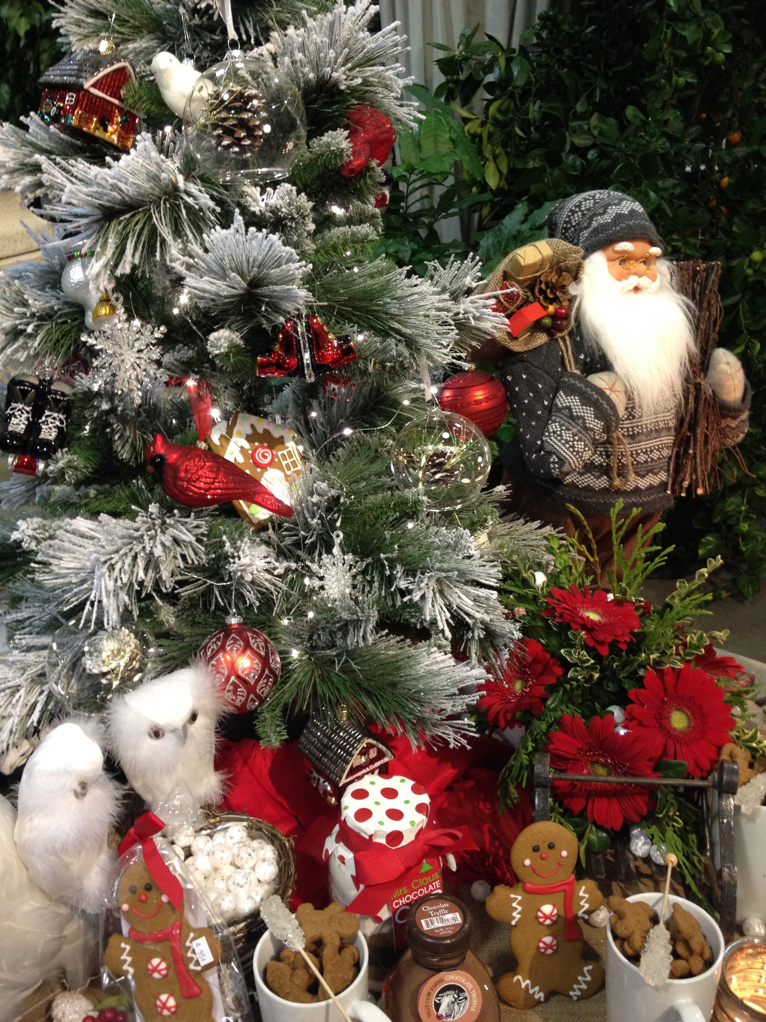 Ho Ho Ho. It is time to start thinking about your decorations.