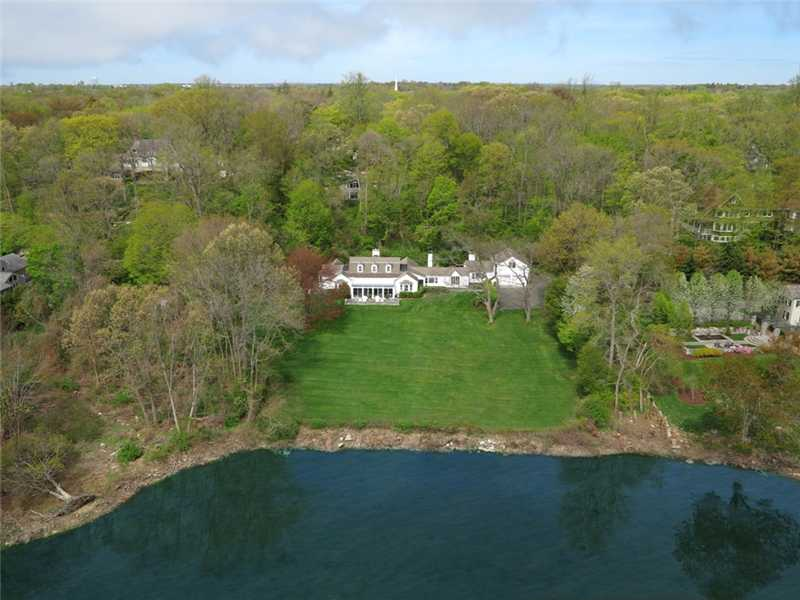 45 Swifts Lane.   A fantastic sweeping property on Gorham Pond.