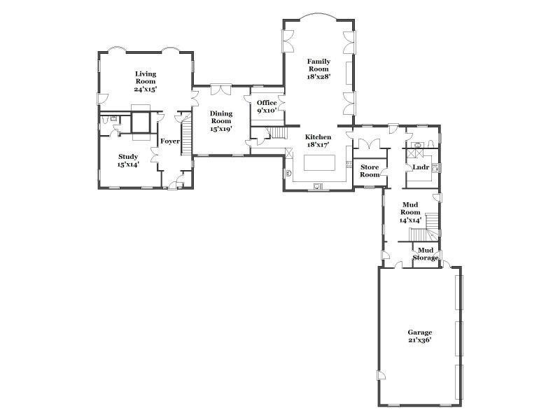 Floor plans are essential to understand.  They must work before the house will work for you.