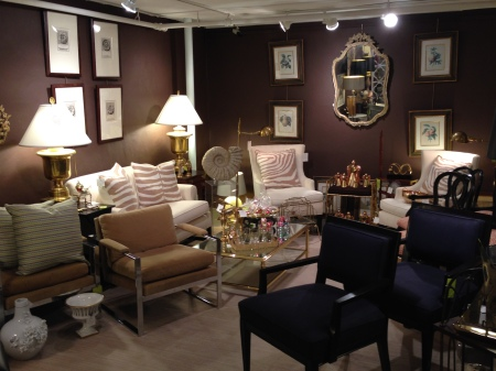 Rooms filled with amazing things that will make wonderful Christmas presents.