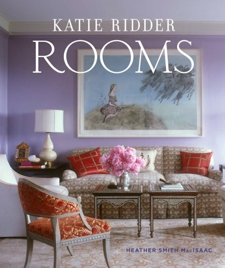 Whimsey and style at its best.  A wonderful book to get see how to jump into bold interior design.  LOVE!