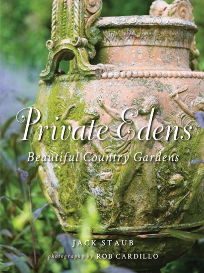 A stunning garden book that really does deserve the coffee table spot.  It will give you incredible ideas for your own garden.
