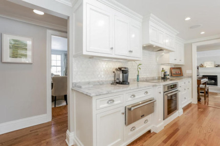 Top of the line cabinetry and appliances of course.