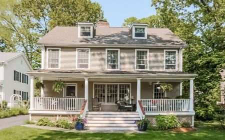 13 Sunnyside Avenue. It's a story book beginning to a wonderful life in a great neighborhood.